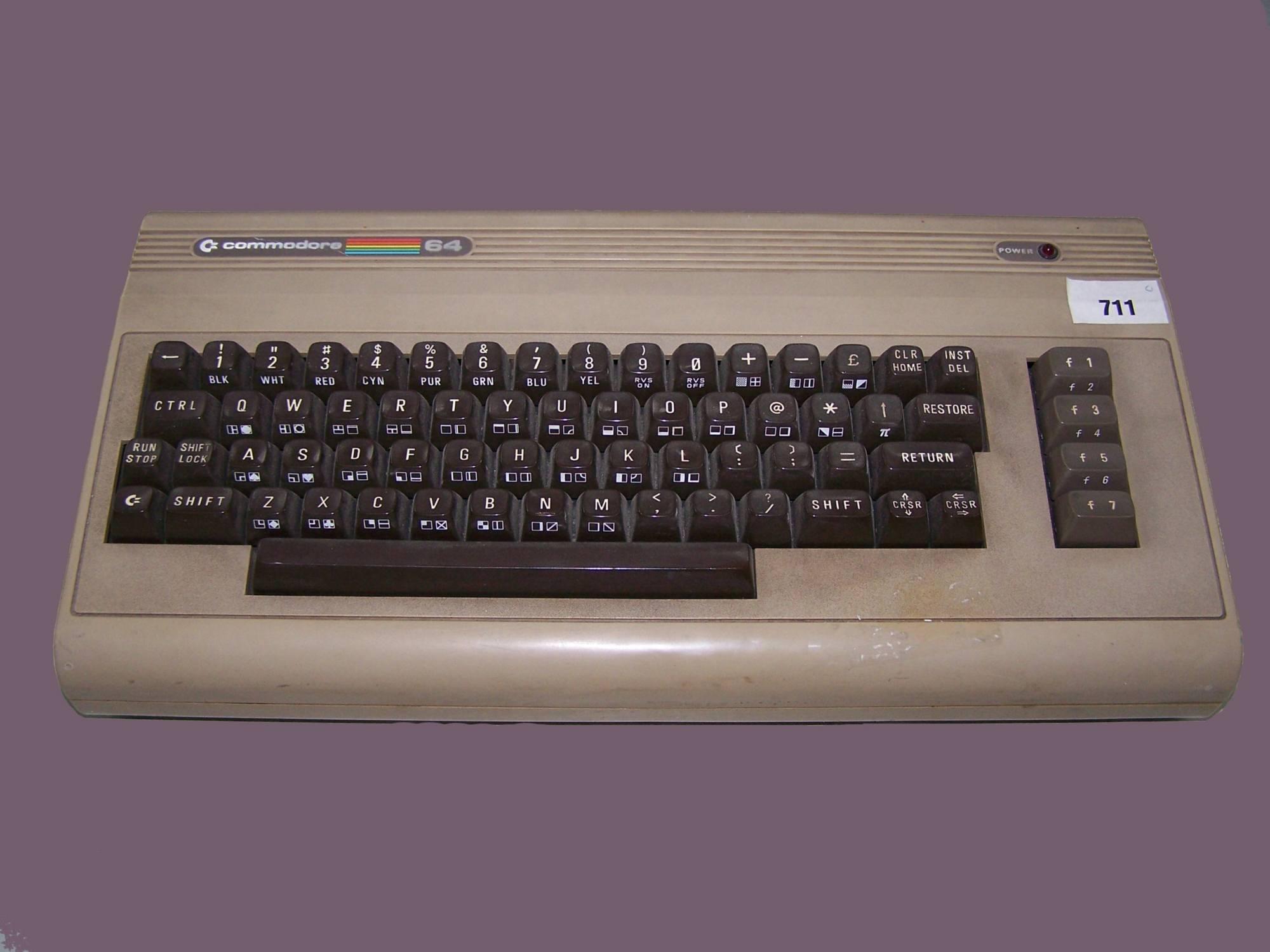 Commodore 64 Hinta