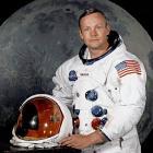 Neil Armstrong. Fotó: NASA